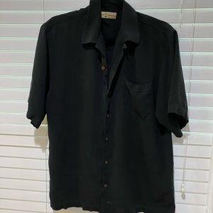Tommy Bahama Silk Button Up - Size M